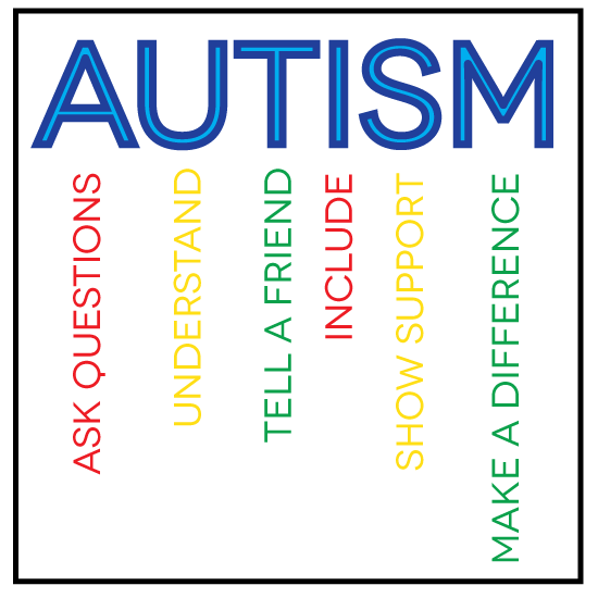 Here are some other autism ideas I've shared on 30days: