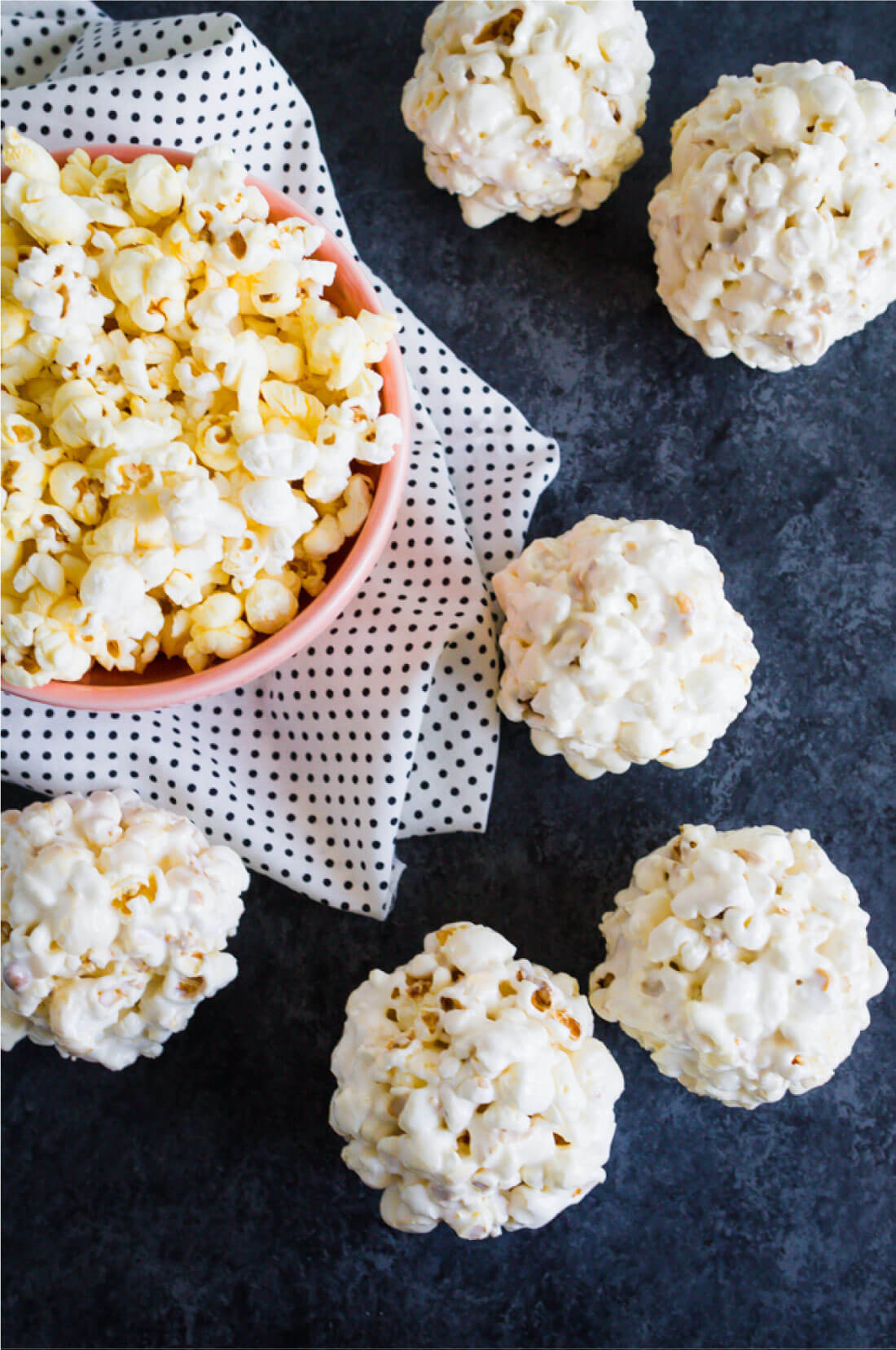 How To Make Popcorn Balls - you only need a few ingredients to make them! from via thirtyhandmadedays.com