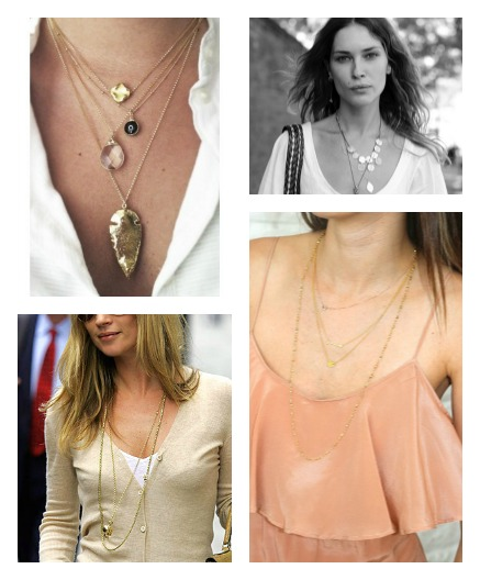 Layering necklaces trend necklace wallpaper gallerychitrak layering necklaces trend necklace wallpaper gallerychitrak aloadofball Images