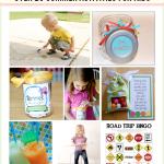 Over 25 Summer Kids Activities!