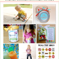 Over 25 Summer Kids Activities!
