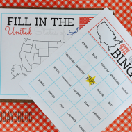 4th of July Fun Printables for Kids!