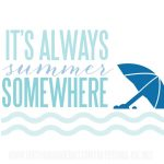 Always Summer Printable www.thirtyhandmadedays.com