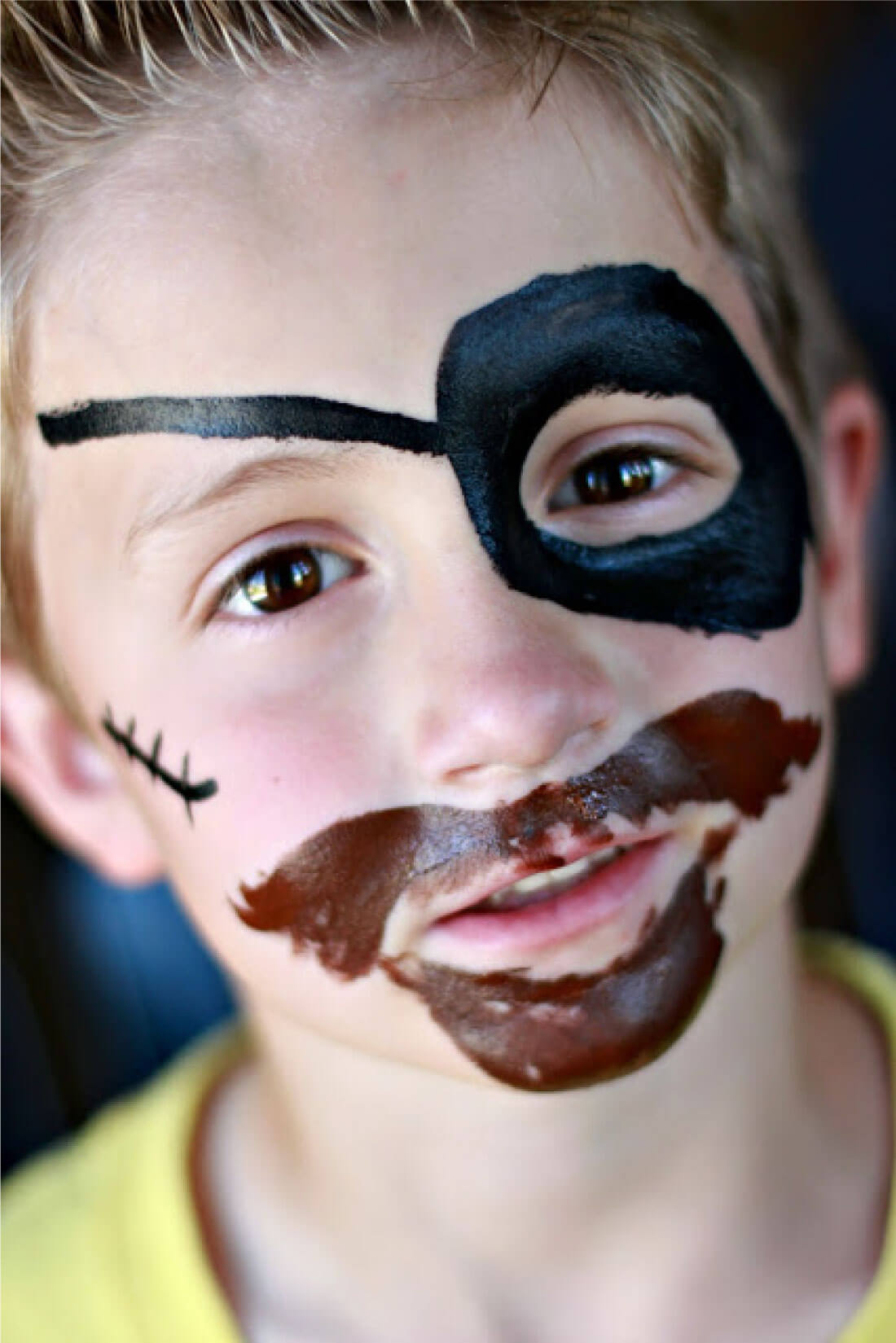 Face Painting Designs for Boys