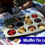 Muffin Tin Lunch from Life Rearranged via www.thirtyhandmadedays.com