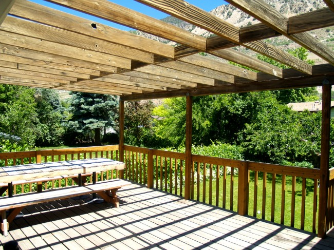 outdoor space makeover