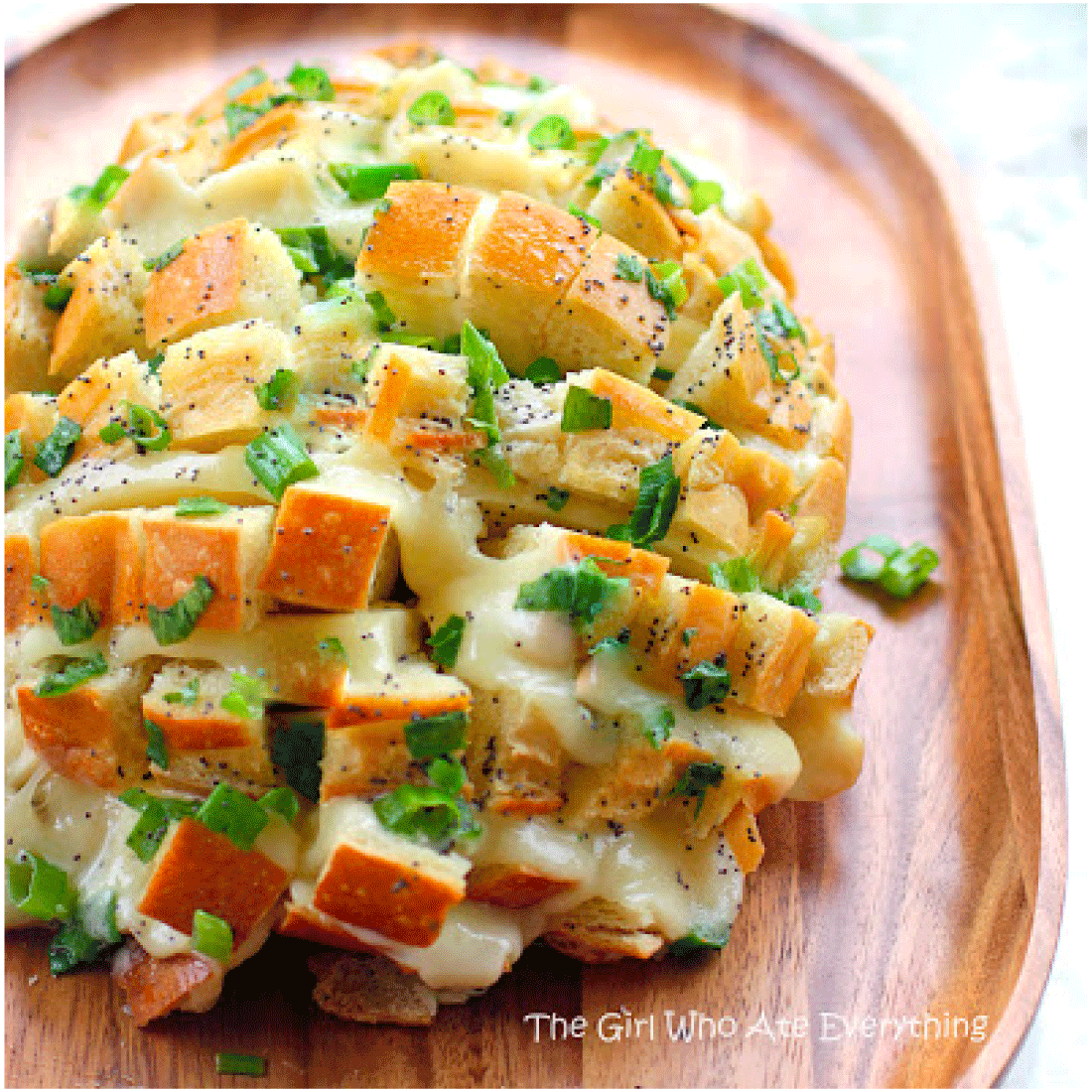 Appetizer Recipes - a round up of the very best. Featuring bloomin' onion bread