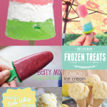 Frozen Treats featured on www.thirtyhandmadedays.com