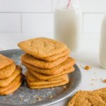 Homemade Graham Crackers - they are easier to make than you might think! www.thirtyhandmadedays.com