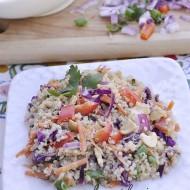 Crunchy Quinoa Salad