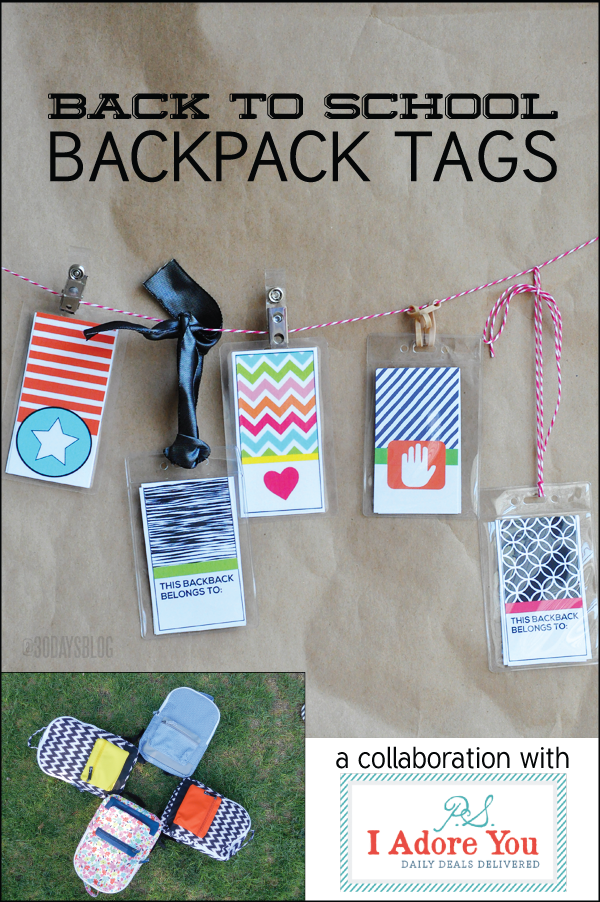 image relating to Printable Backpack Tags known as Printable Backpack Tags