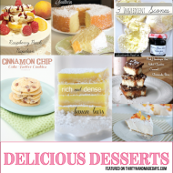 Pity Party 153 Featuring More Desserts