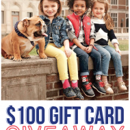 $100 OshKosh B'gosh Gift Card Giveaway!