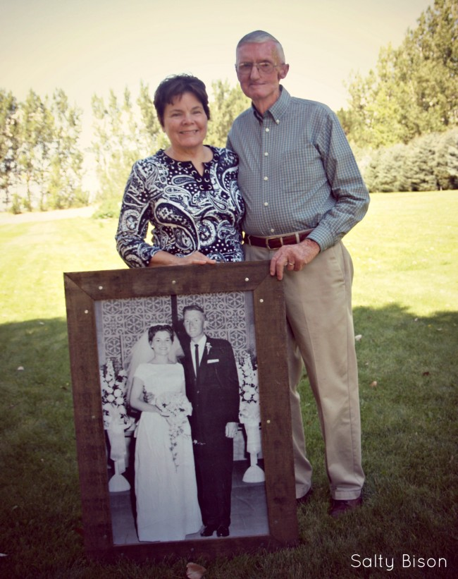 Diy 50th Wedding Anniversary Ideas