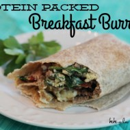 Protein-Packed Breakfast Burritos
