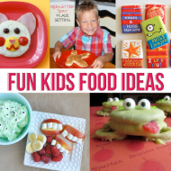 Pity Party featuring Fun Kids Snack Ideas