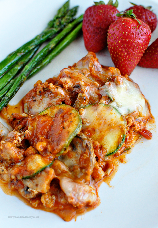 Zucchini lasagna recipe healthy recipes forumfinder Images