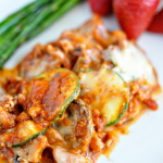 Healthy Recipes: Zucchini Lasagna