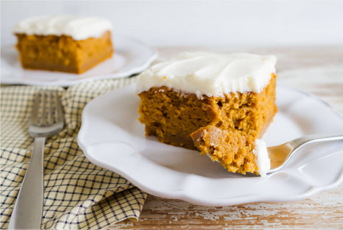 the Best Pumpkin Bars you'll ever eat www.thirtyhandmadedays.com