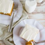 the Best Frosted Pumpkin Bars EVER!