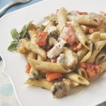 Balsamic Pesto Chicken Pasta_0002