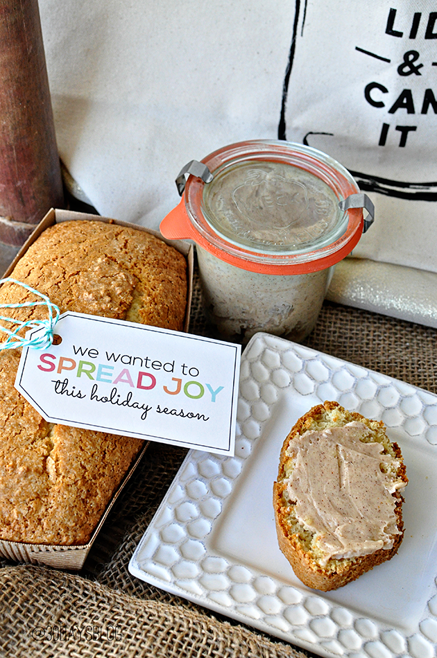 Spread Joy Printable Tags www.thirtyhandmadedays.com