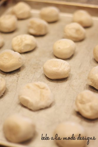 rolls ready to rise