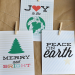 Printable Christmas Quotes + Tags