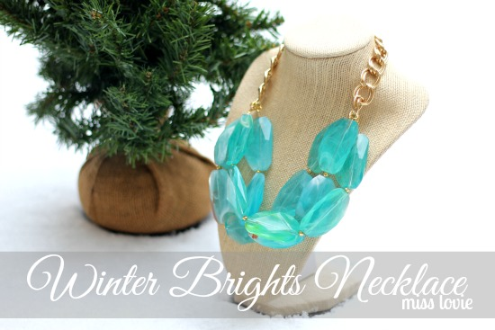 Winter Brights Necklace