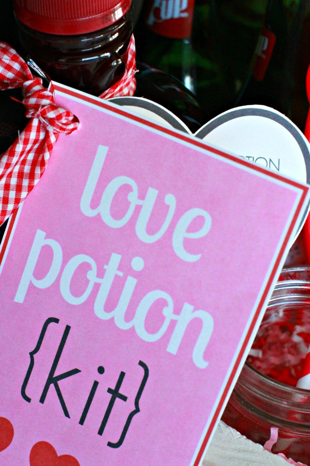 Love Potion Kit 2