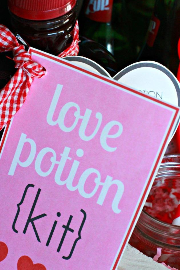 Love Potion Kit 2