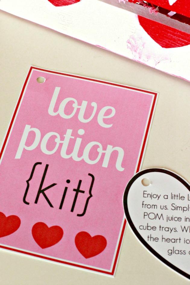 Love Potion Kit 6