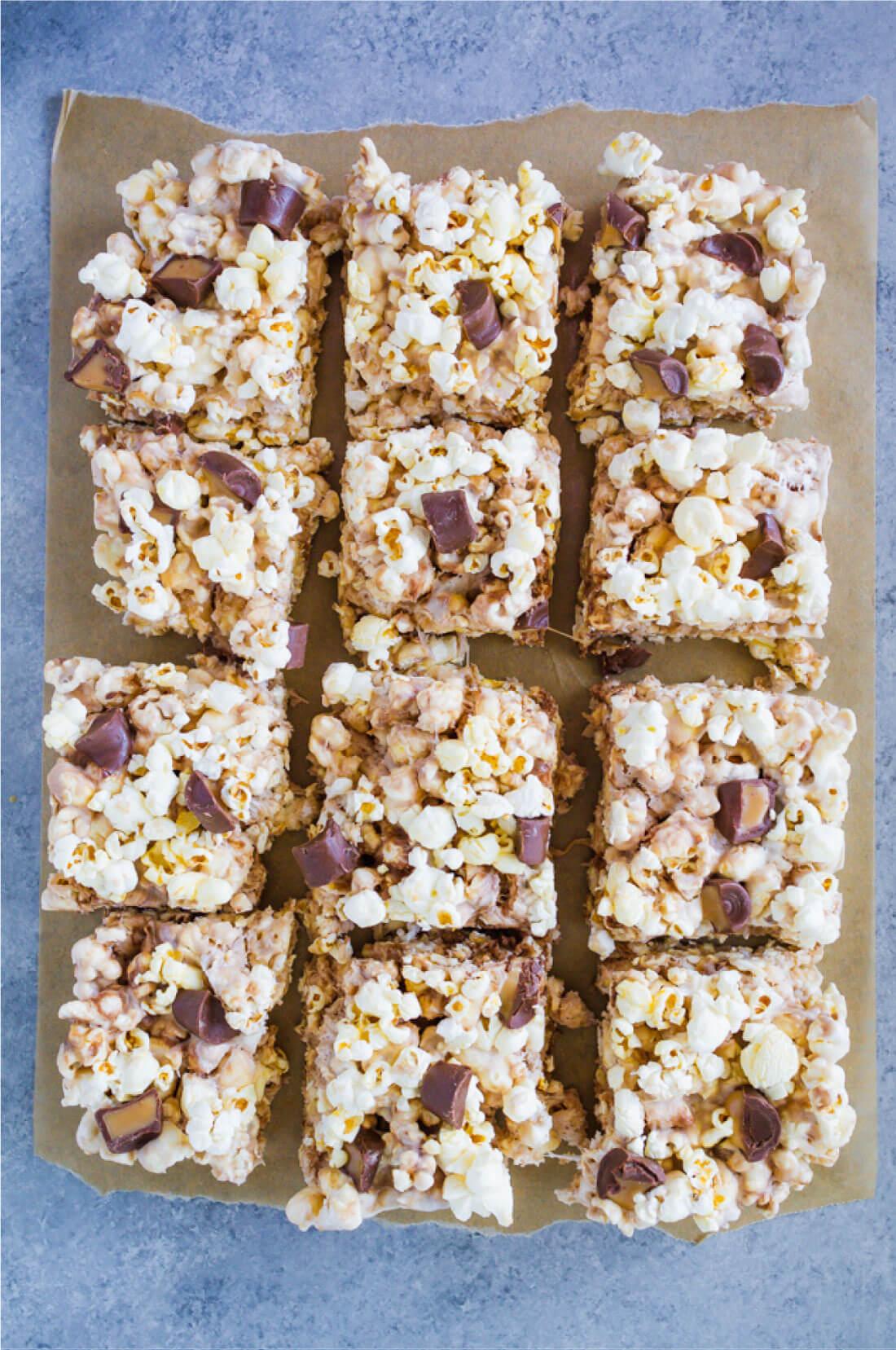Dessert Popcorn Recipe