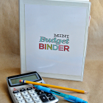 Printable Ultimate Budget Binder- Mini Edition!