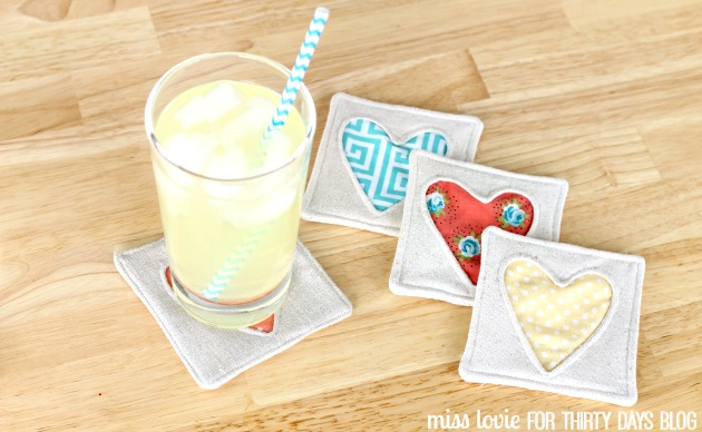 coasters tutorial