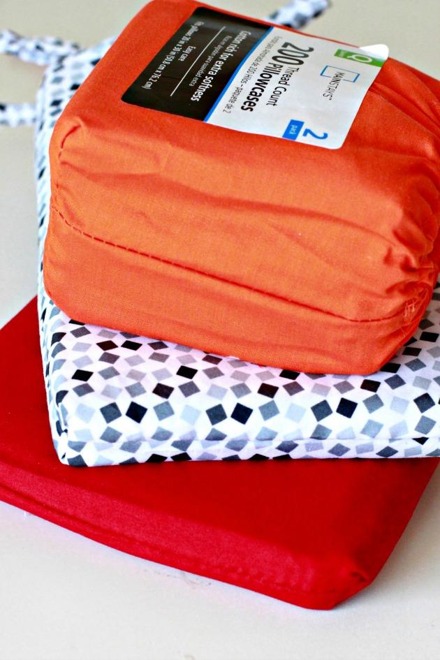 Pillowcase Superhero Cape DIY 1