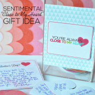Close to My Heart Gift Idea