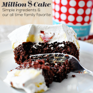 Our Family Favorite: Million Dollar Cake
