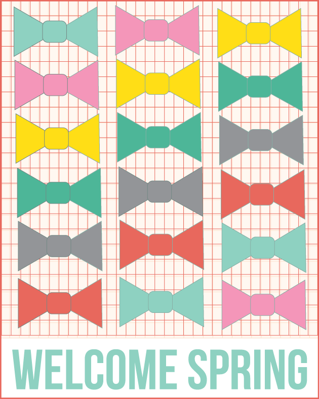 "Printable 8x10 ""Welcome Spring"" - adorable and perfect to brighten any room for the spring www.thirtyhandmadedays.com"