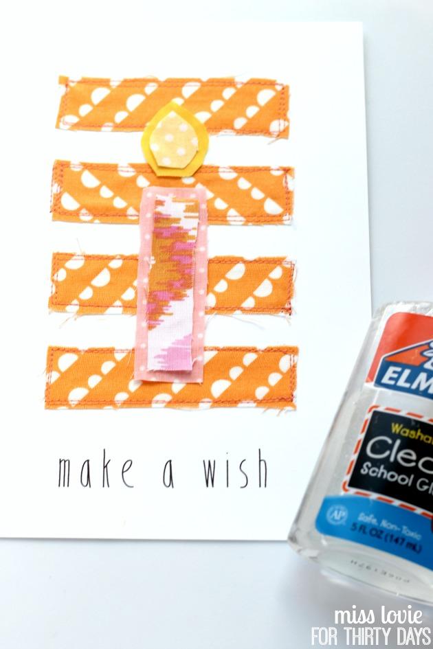 10 Sew It Handmade Birthday Card