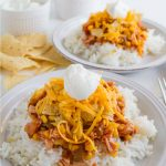 Slow Cooker Chicken Tex Mex