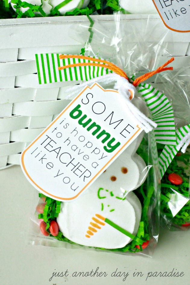Easter Teacher Appreciation Tags 2