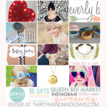 Queen Bee Market Instagram Giveaway