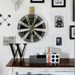 Bicycle Wheel Calendar from Thistlewood Farms featured at the Party Bunch