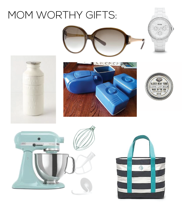 Mom worthy gifts  perfect for Mother's Day | Thirty Handmade Days