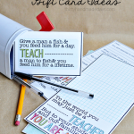Cute Printable Teacher Gift Card Ideas from www.thirtyhandmadedays.com