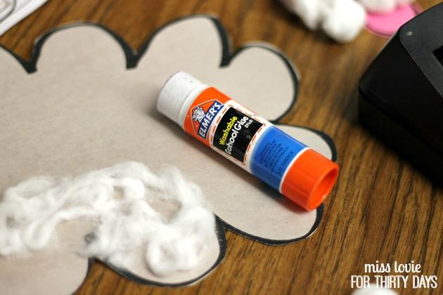 10 Rain Cloud Kids Craft