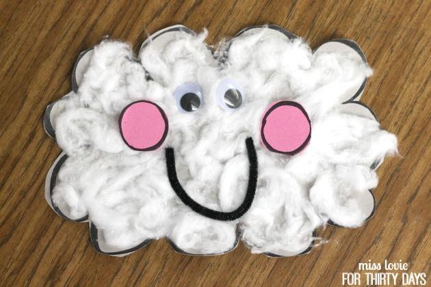 11 Happy Cloud Craft
