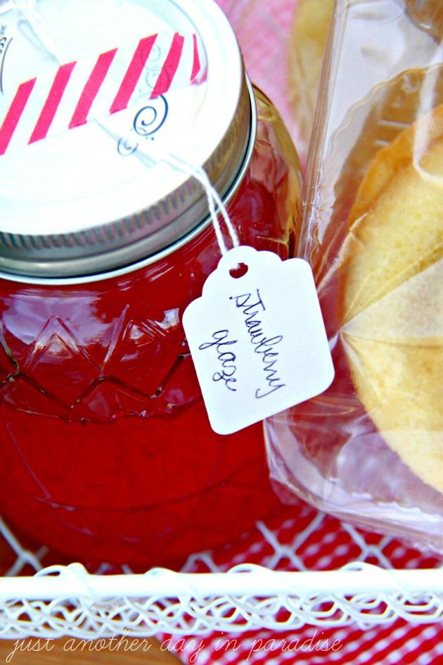 Strawberry Shortcake Kit 5