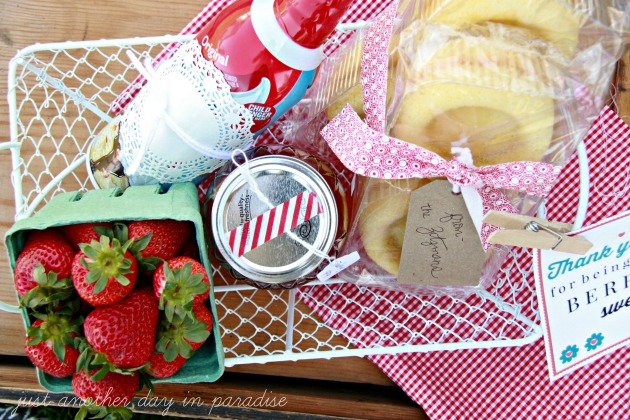 Strawberry Shortcake Kit 6